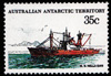 AAT Australian Antarctic 1980  Ship Definitives  Part 2 Stamps Covers