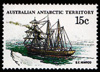 AAT Australian Antarctic 1981  Ship Definitives  Part 3 Stamps Covers