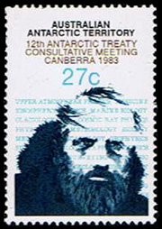 AAT Australian Antarctic Antarctica 1983  12th. ANTARCTIC TREATY CONSULTATIVE MEETING CANBERRA Stamps Covers