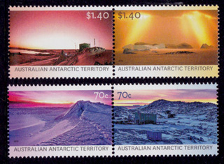 AAT Australian Antarctic   2015  COLOURS of the AUSTRALIAN ANTARCTIC TERRITORY Stamps Covers